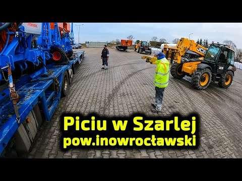Embedded thumbnail for Odpiąć pasy! Piciu dostarcza nowy nabytek Szarlej pow. inowrocławski