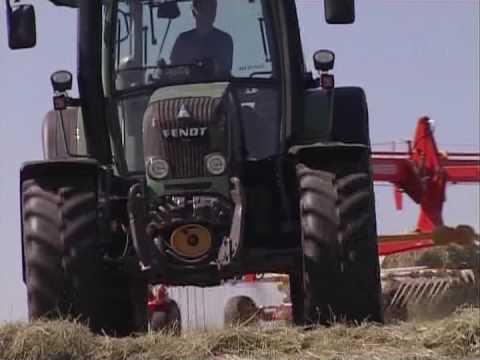 Embedded thumbnail for Najlepsze traktory świata! FENDT 400 Vario ciągniki rolnicze FAST & RAPID