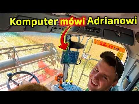 Embedded thumbnail for Jockerfarm otrzymał polecenie od komputera pokładowego  Wykonaj obsługę kombajnu!
