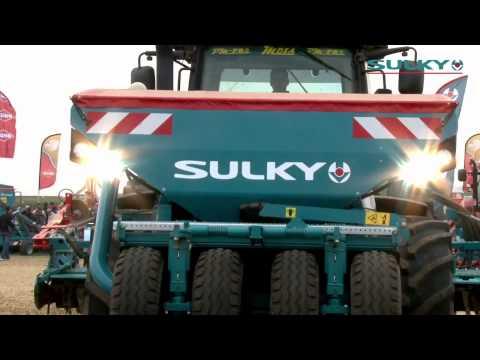 Embedded thumbnail for Nowy siewnik SULKY XEOS TF ze zbiornikiem czołowym 2012-2013