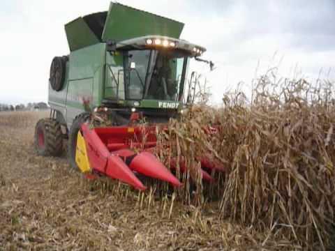 Embedded thumbnail for CAPELLO Przystawki do kukurydzy do kombajnów zbożowych FENDT i MASSEY FERGUSON