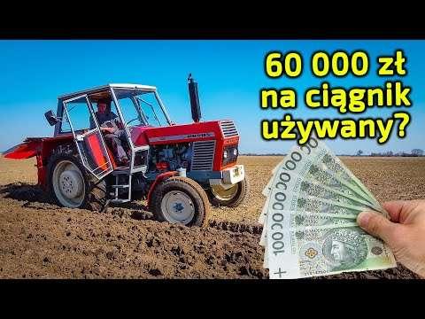 Embedded thumbnail for Jak dostać dotację 60 000 zł  a czy na używanego Ursusa?