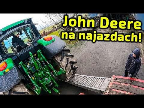 Embedded thumbnail for Co ciekawego Artur ma na ciężarówce? Co zostanie podczepione do ciągnika John Deere?